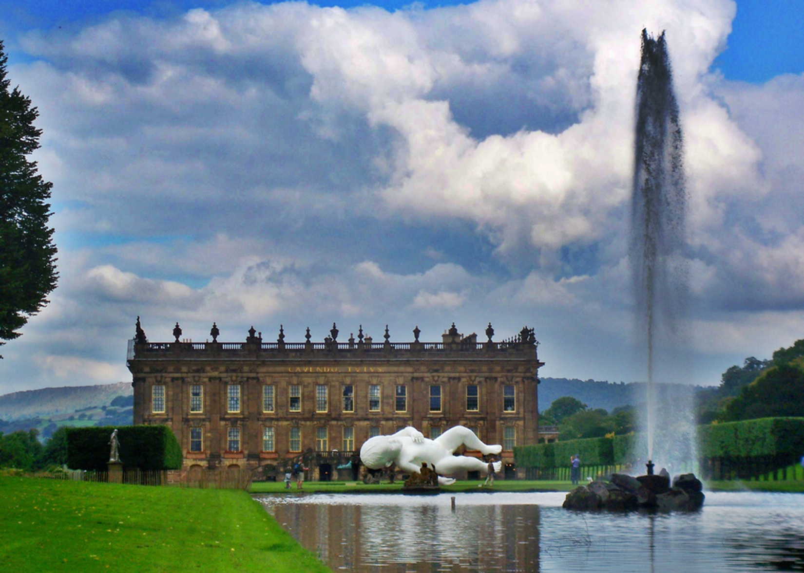 Beyond Limits 2008, Sotheby's at Chatsworth  picture