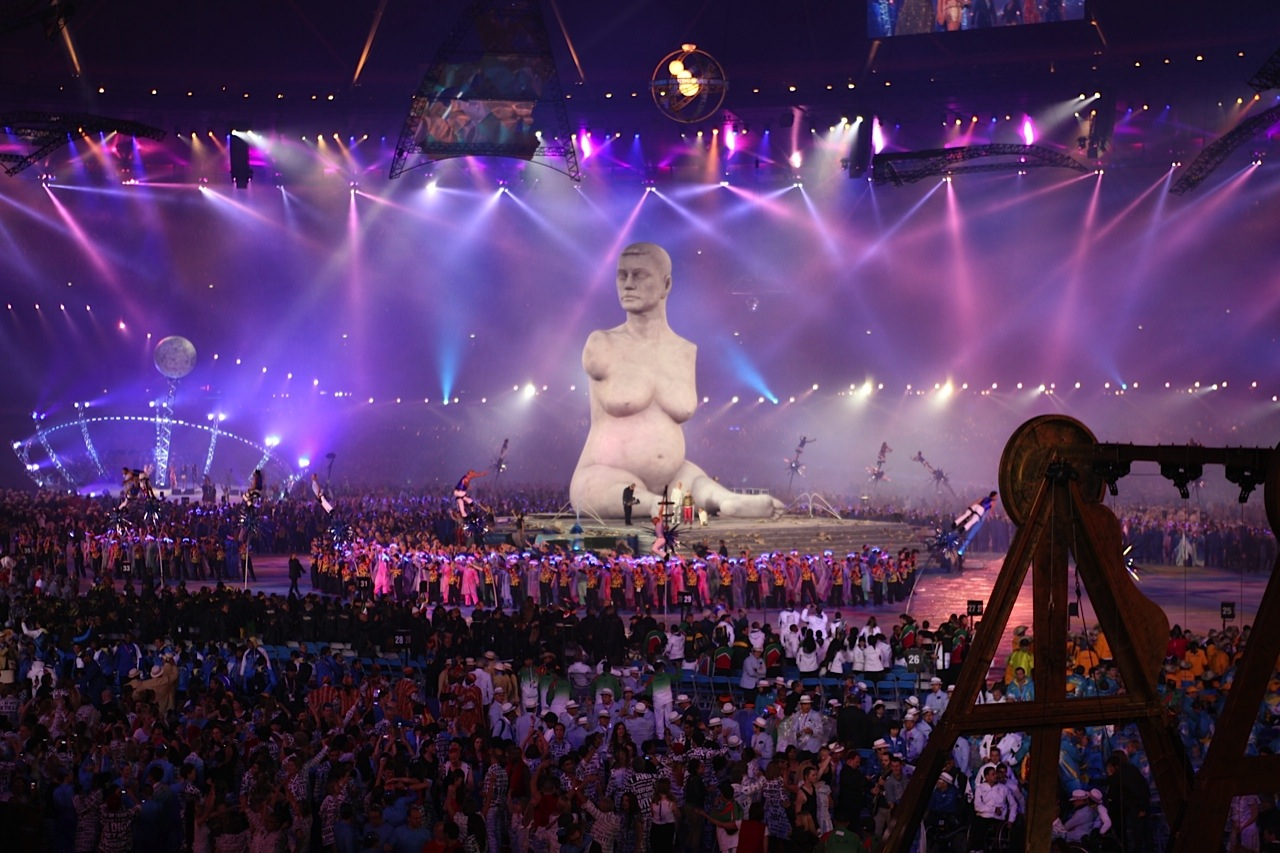 The Paralympic Games Opening Ceremony 2012 picture