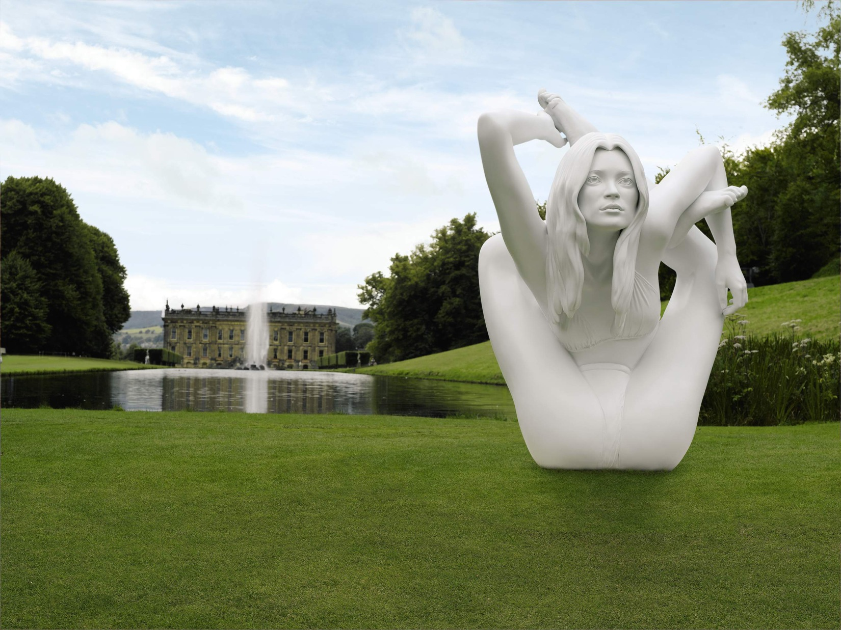 Beyond Limits 2007, Sotheby's at Chatsworth picture