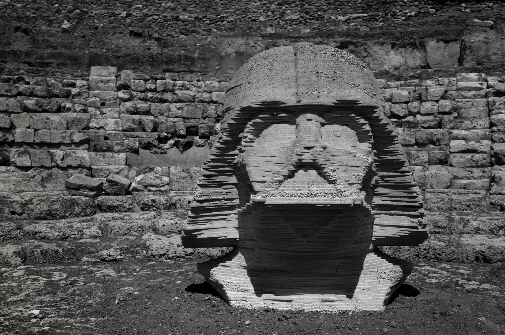 Marc Quinn (Scolacium Archaeological Park) picture