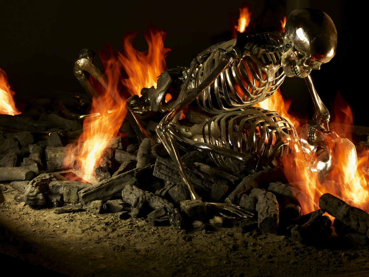 discovery of fire - photo #2