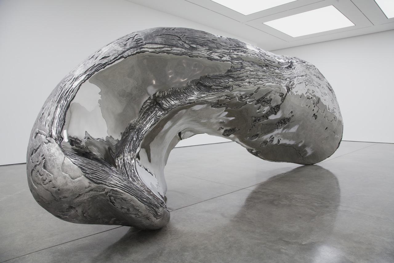 The toxic sublime for Art contemporain sculpture