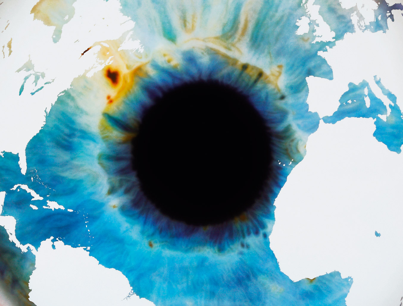 The Eye of History - Marc Quinn's New Cosmology picture