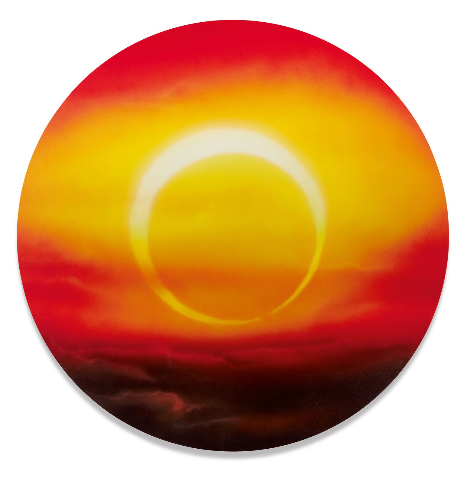 (RED) Eclipse on view at Miami, Art Basel picture