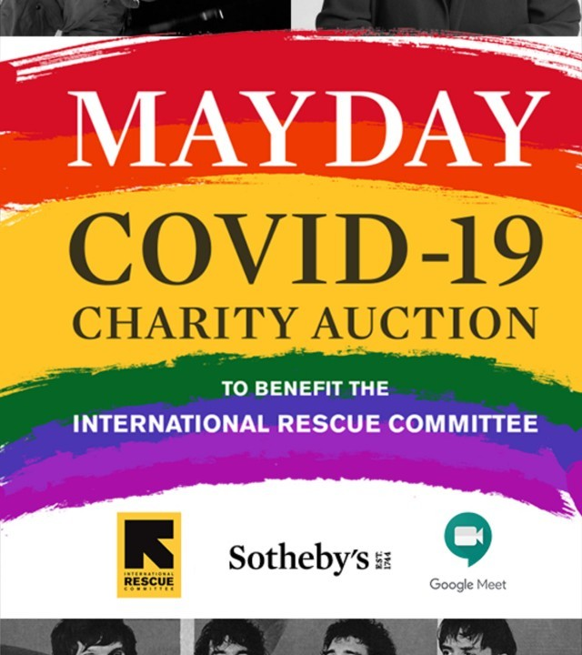 Sotheby's MayDay Charity Auction 2020 image