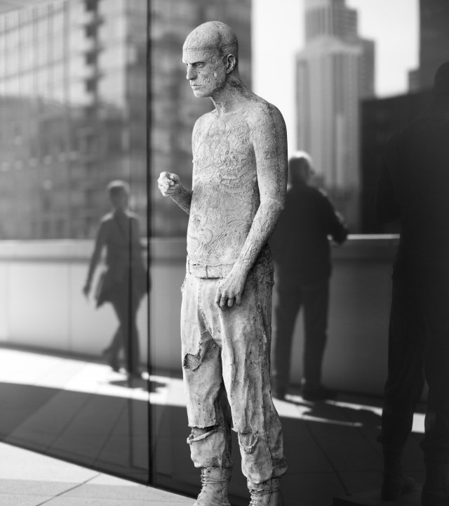 Zombie Boy at SFMOMA Relaunch image
