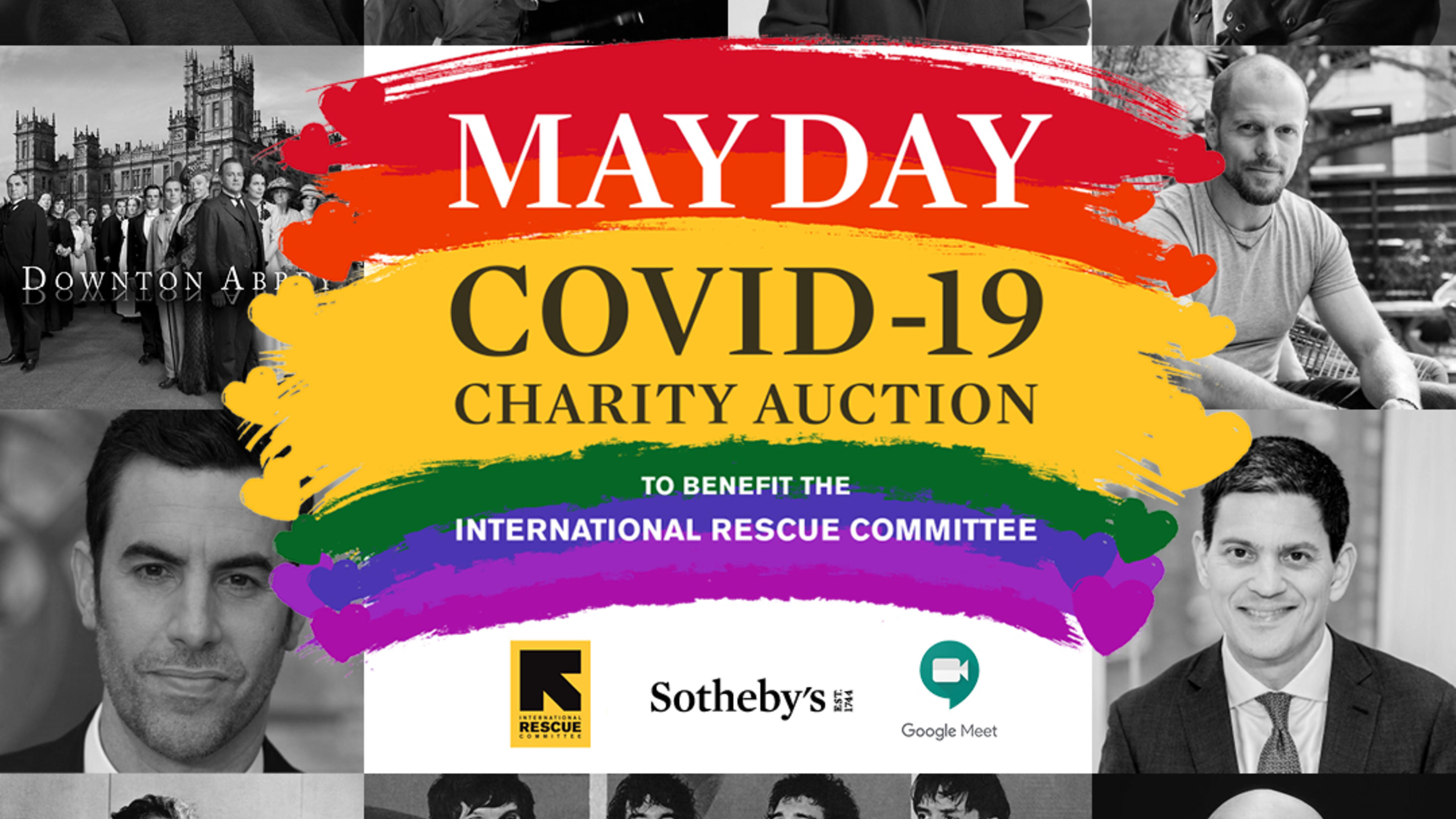 Sotheby's MayDay Charity Auction 2020 picture